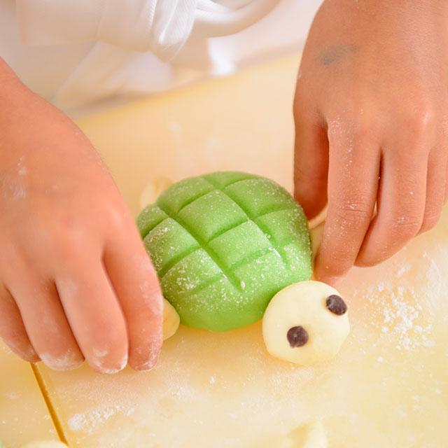 親子でパン工房