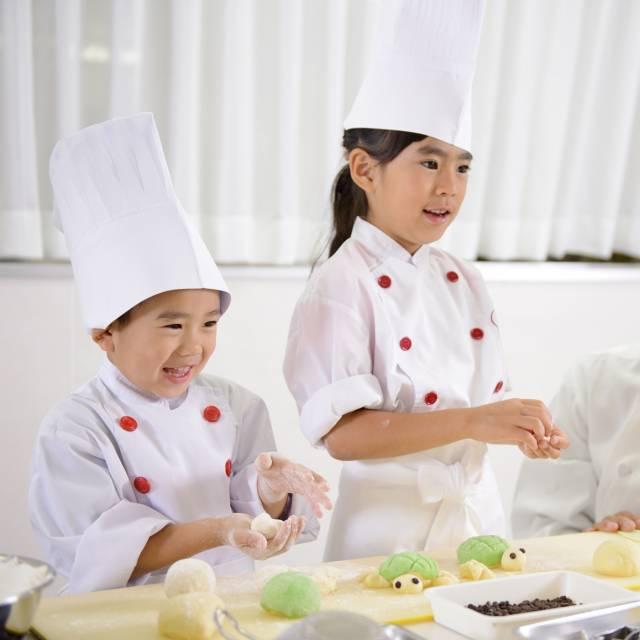 親子でパン工房02