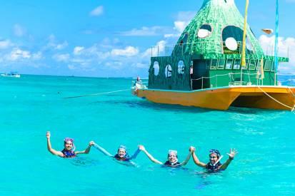 サンゴの海を探検!<br> パイレーツシュノーケル