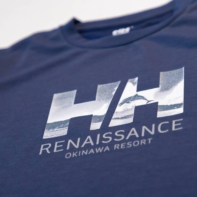 HELLY HANSEN × RENAISSANCE RESORT OKINAWAのデザイン