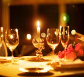 記念日を彩るレストラン